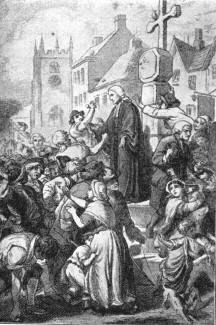 Historical Facts About Open Air Preaching