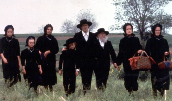 For Women: Amish clothes are supposed to be a way to distinguish themselves from the non-Amish, English world. They also convey modesty, humility and faith